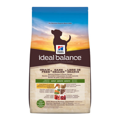 Dog Ideal Balance Adlt, GF, Chkn & Potat-1.59kg