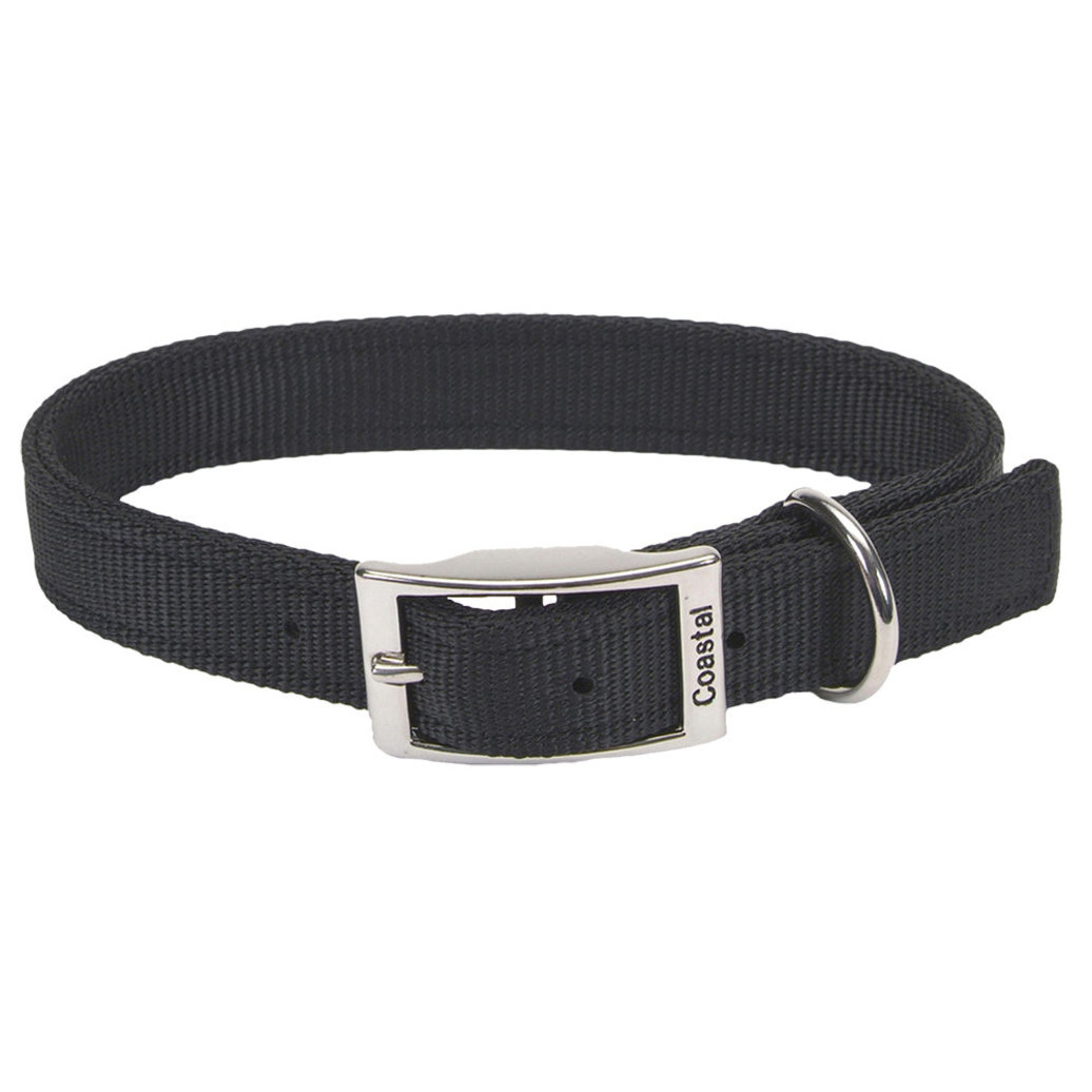 """View larger image of C - Std Buckle Double Ply - Black - 1"""" Width - 22"""""""