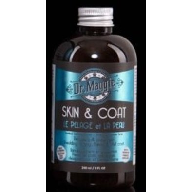 Dr. Maggies, Supplement, Skin & Coat - 240 ml