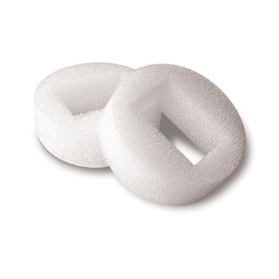 360 Plastic Replacement Pre-Filters - 2 Pc