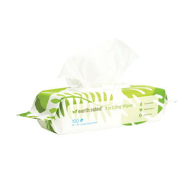 Pet Grooming Wipes - Unscented
