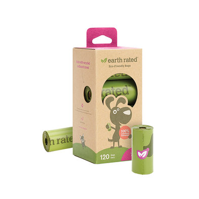PoopBags Scented Refill Rolls - 120 ct