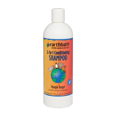 2 in 1 Conditioning Shampoo - Mango Tango