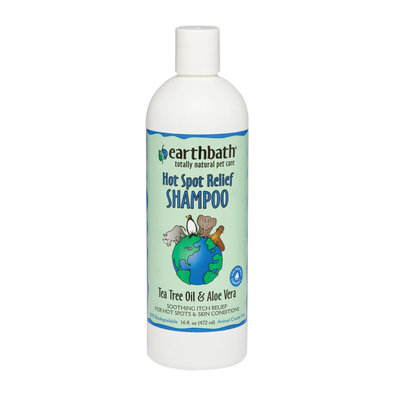 Hot Spot Relief Shampoo - Tea Tree Oil & Aloe Vera