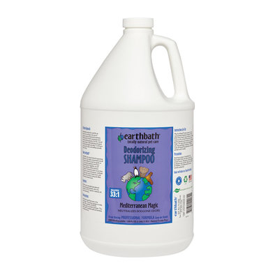 Mediterranean Magic Deodorizing Shampoo - Rosemary - 1 Gal