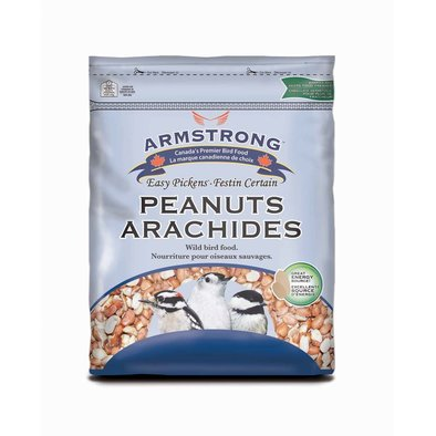 Peanuts No Shell - 20 lb