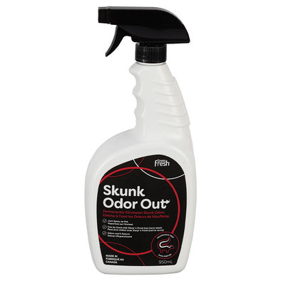 Skunk Odor Out