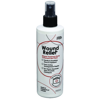 Wound Relief - 250 ml