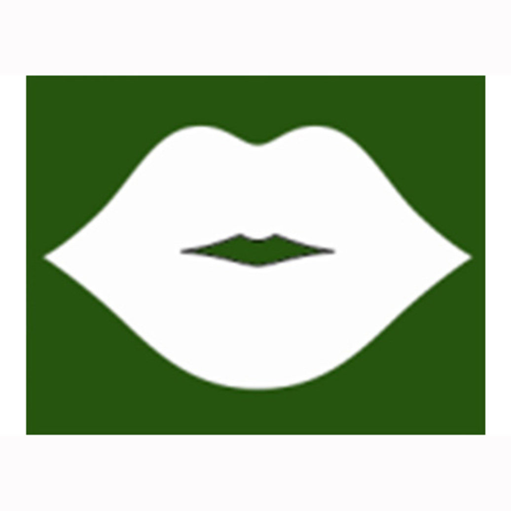 View larger image of Lips Stencil - 5 Pc