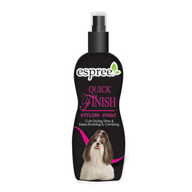 Show Style, Quick Finish Styling Spray - 12 oz