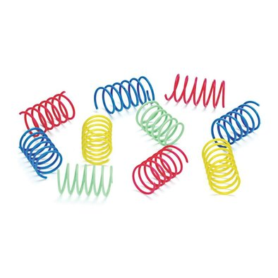 Ethical, Colorful Springs, Wide - 10 Pc