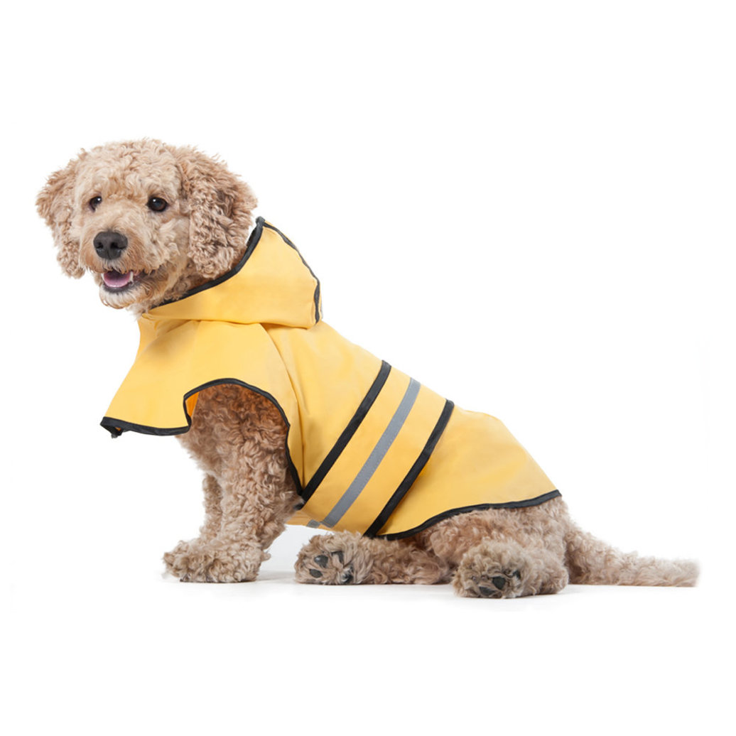 View larger image of Ethical, Fashion Pet, Rainy Days Slicker - Yellow