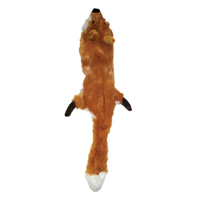 Ethical, Plush Plush Skinneeez, Fox - 24""