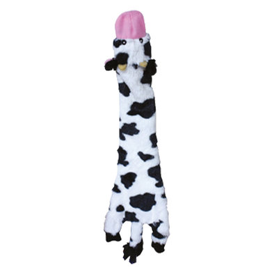 Ethical, Plush Skinneeez Crinkler Cow - 14""