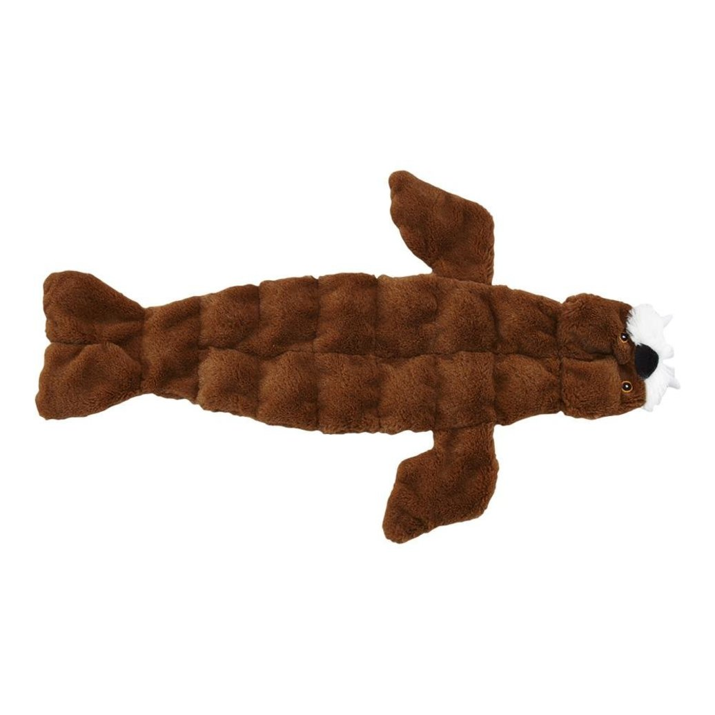 View larger image of Ethical, Plush Skinneeez, Tons of Squeakers, Walrus - 21""