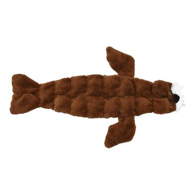 Ethical, Plush Skinneeez, Tons of Squeakers, Walrus - 21""