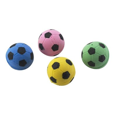 Ethical, Sponge Soccer Ball - 4 Pc