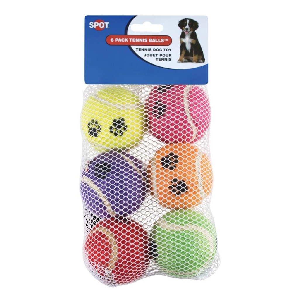 View larger image of Ethical, Tennis Ball Value Pack - 6 Pc