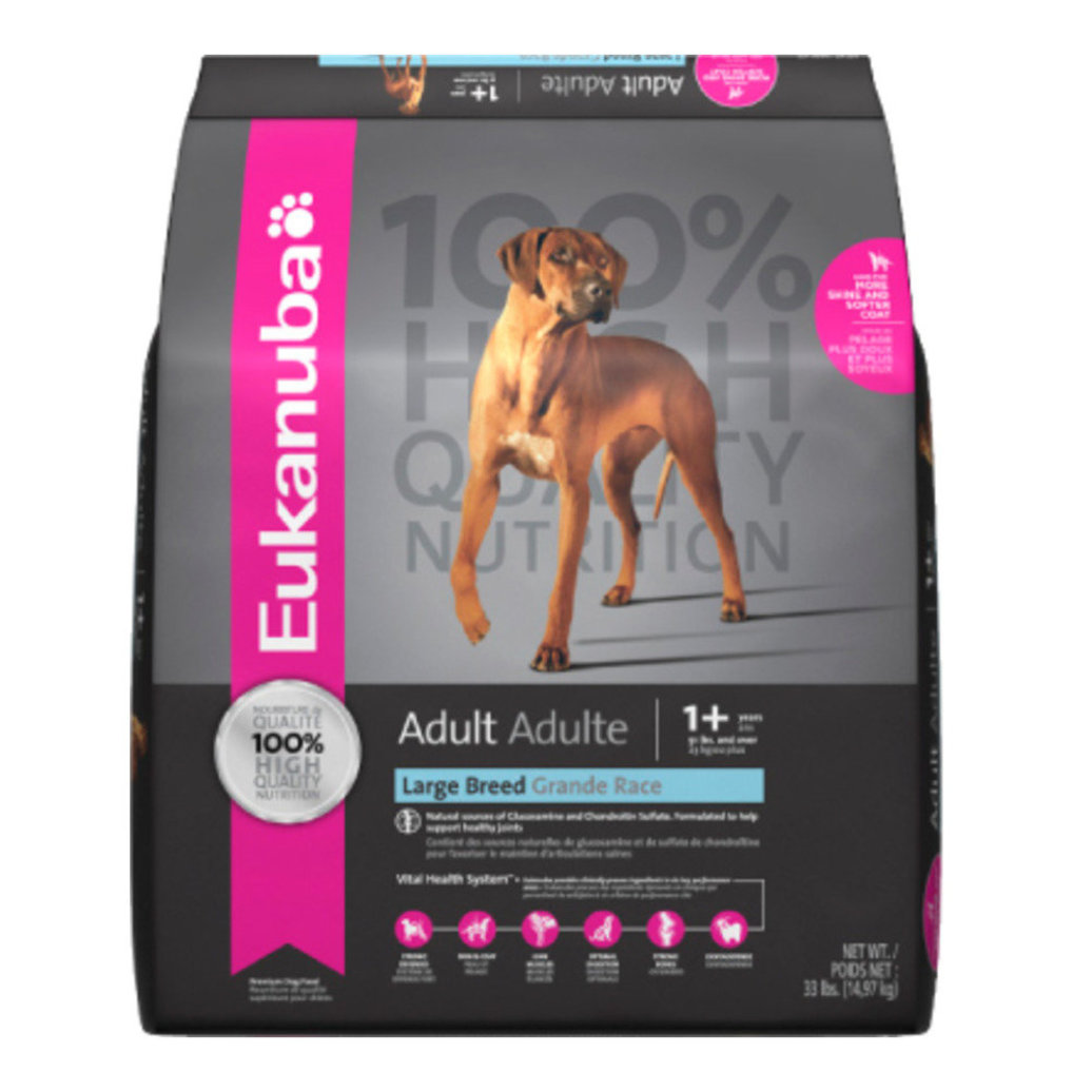 View larger image of Adult Large Breed Dry Dog Food