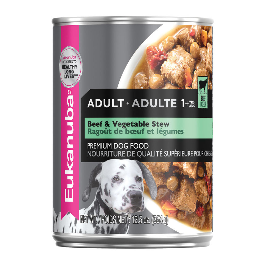 View larger image of Can Adult - Beef & Vegetable Stew - 354 g