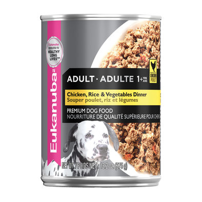Can Adult - Chicken, Rice & Vegetable - 354 g