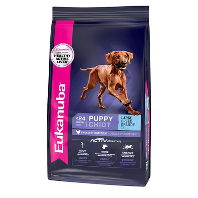Puppy - Large Breed - 15 kg