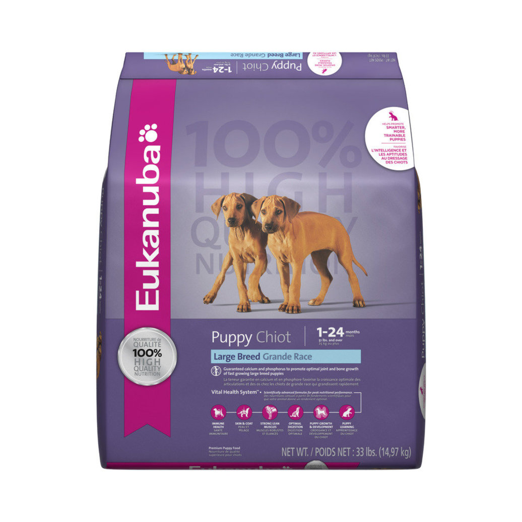 View larger image of Puppy Large Breed Dry Dog Food