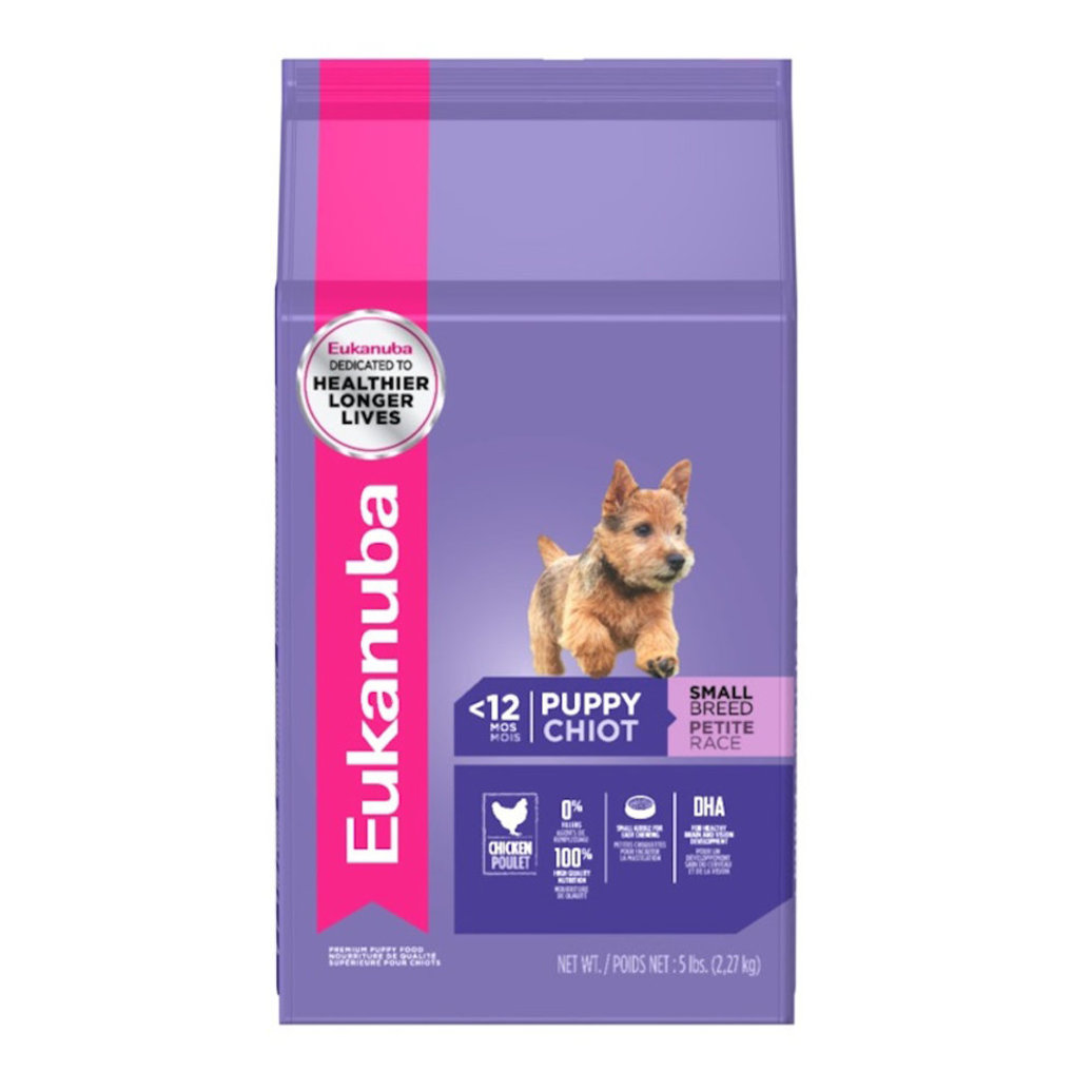 View larger image of Puppy Small Breed Dry Dog Food - 4 lb