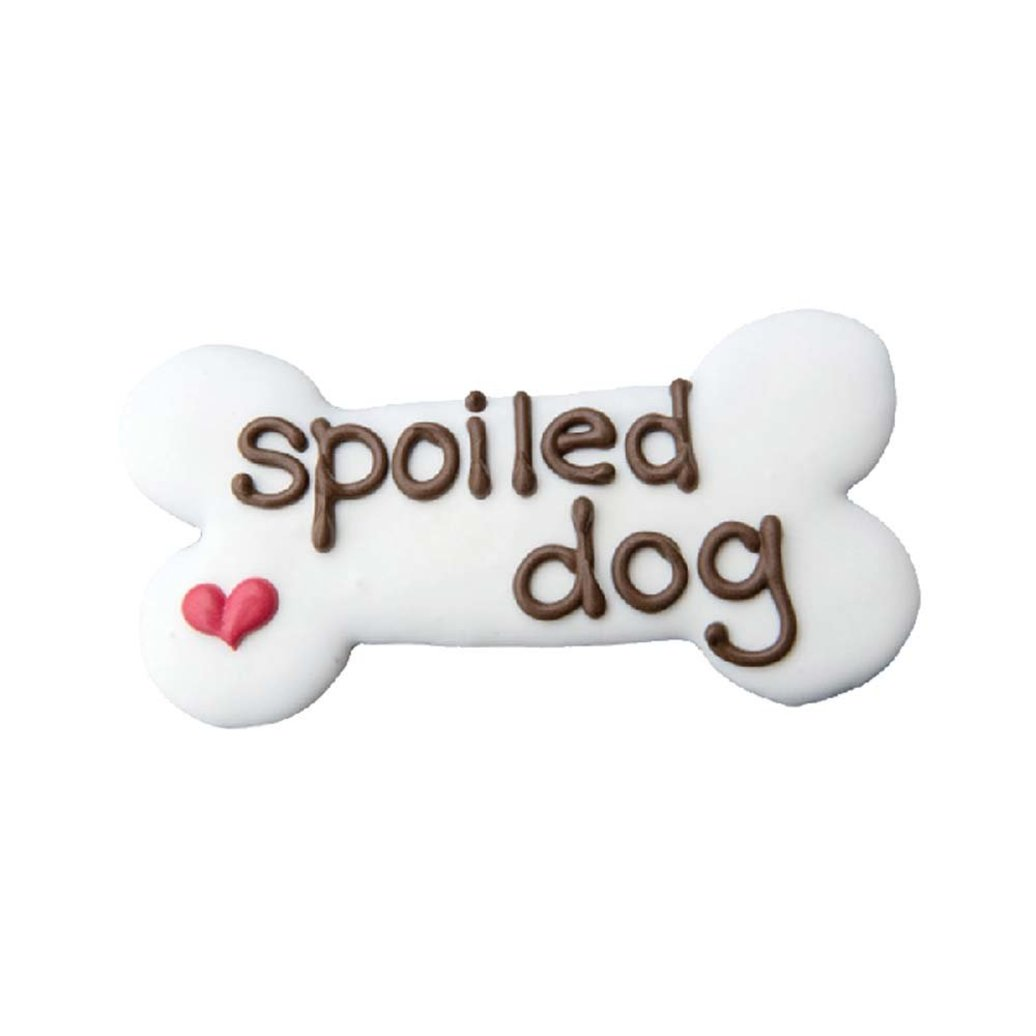 """View larger image of A Dog's Life, Spoiled Dog Bone - 6"""""""