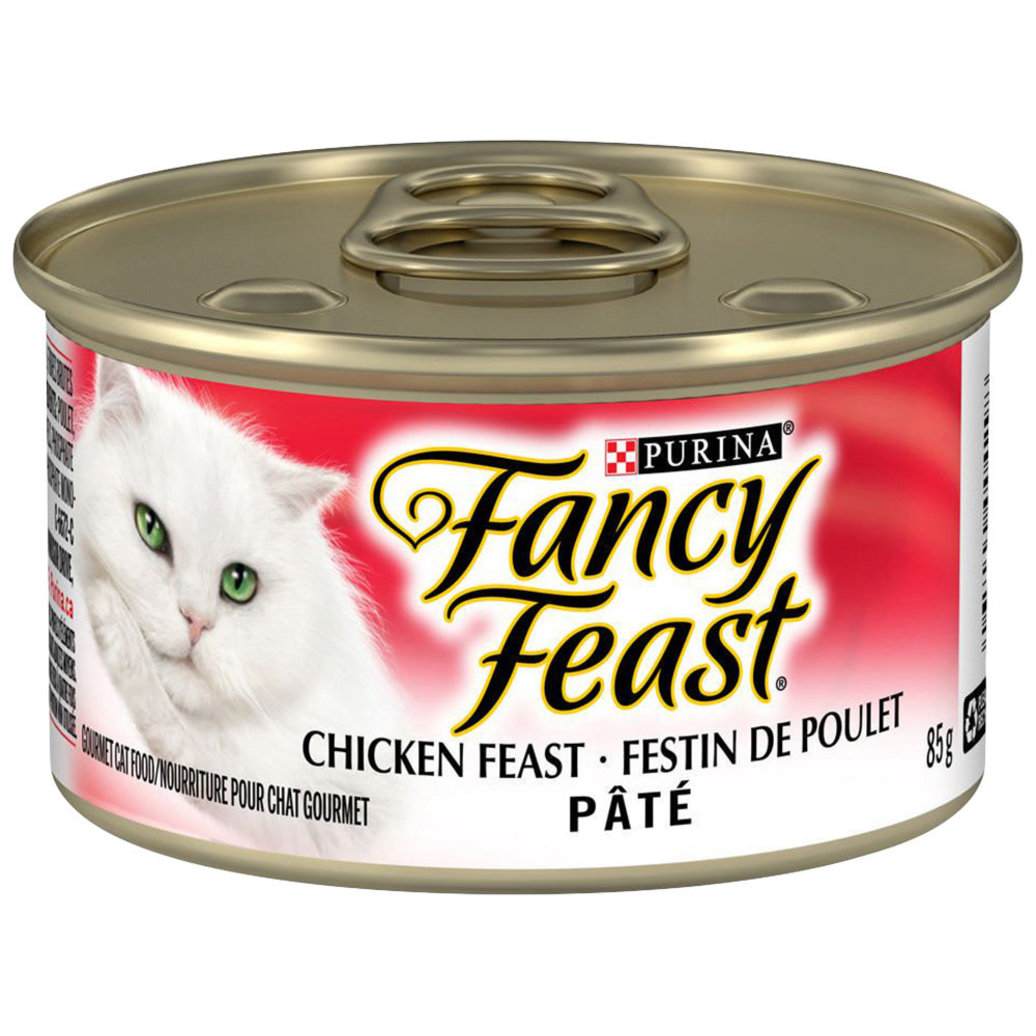 View larger image of Paté Chicken Feast Wet Cat Food - 85 g