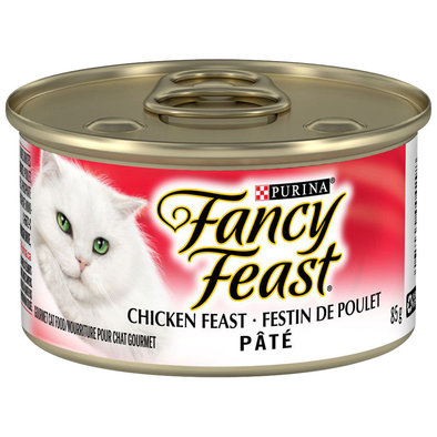 Paté Chicken Feast Wet Cat Food - 85 g