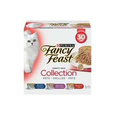 Collection Wet Cat Food Variety Pack - 85 g, 30 Pk