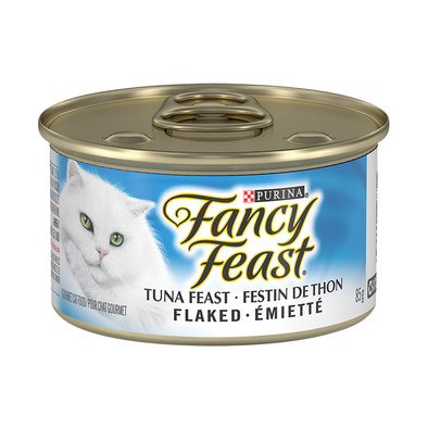 Flaked Tuna Feast Wet Cat Food - 85 g