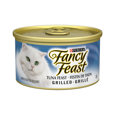 Grilled Tuna Feast in Gravy Wet Cat Food - 85 g
