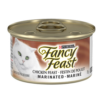 Marinated Chicken Feast Wet Cat Food - 85 g
