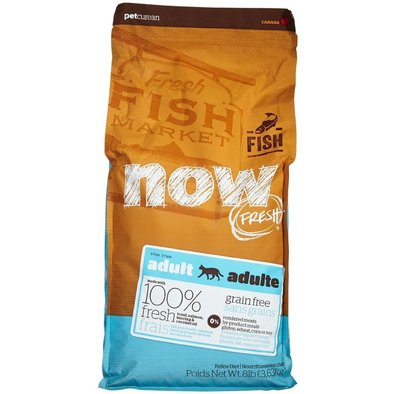 Feline Grain Free Adult Fish - 8 lb