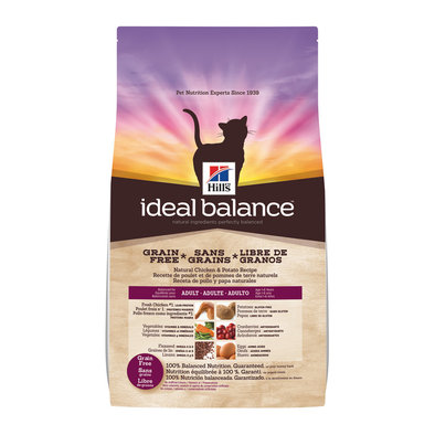 Feline Ideal Balance Adult Grain Free - 4.99 kg