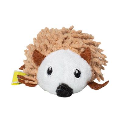Feline Plush Porcupine Toy