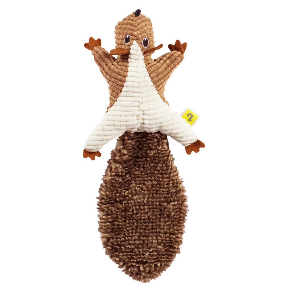 View larger image of Feline Plush Squirrel Toy
