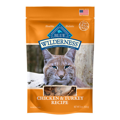 Feline Treat - Wilderness - Chicken & Turkey - 56 g