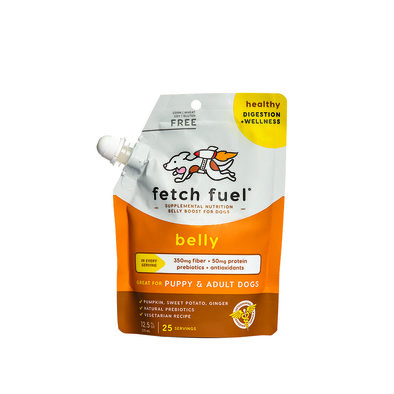 Fetch Fuel Active, Belly Digestive - 354 g