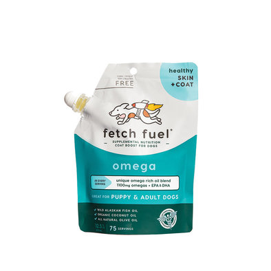 Fetch Fuel Active, Omega Skin & Coat - 354 g