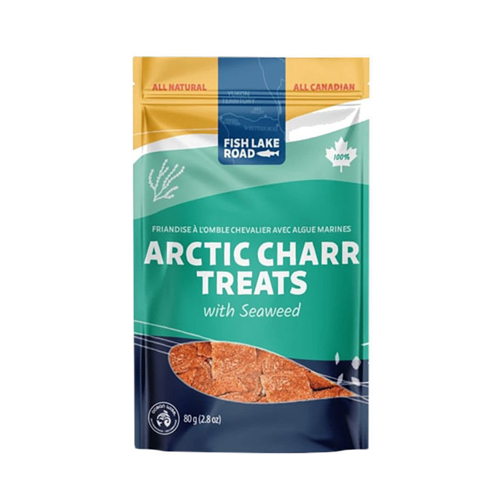 View larger image of Arctic Charr w/Seaweed - Yukon's Sushi Roll - 80 g