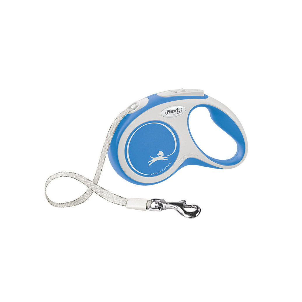 View larger image of Comfort Tape Leash - Blue - Small - 5 m
