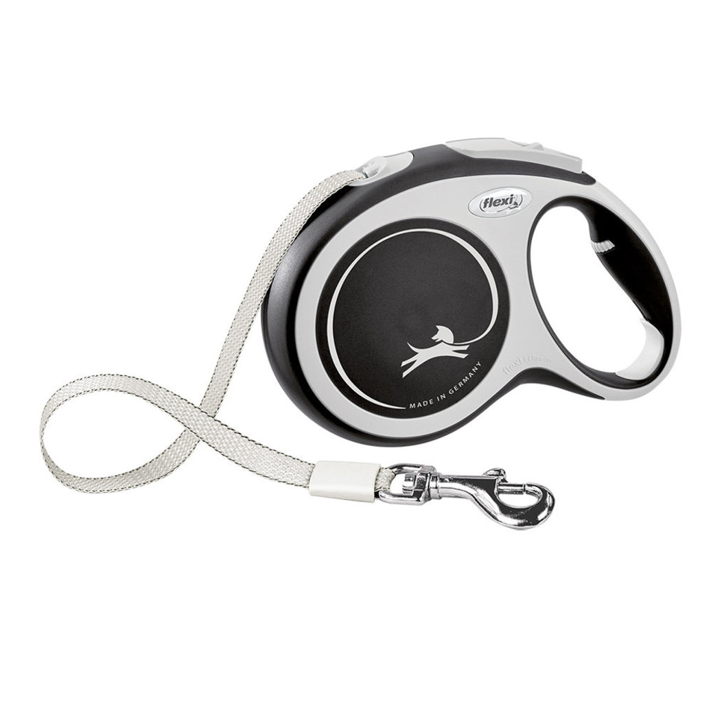 View larger image of Comfort Tape Leash - Grey - Large - 8 m