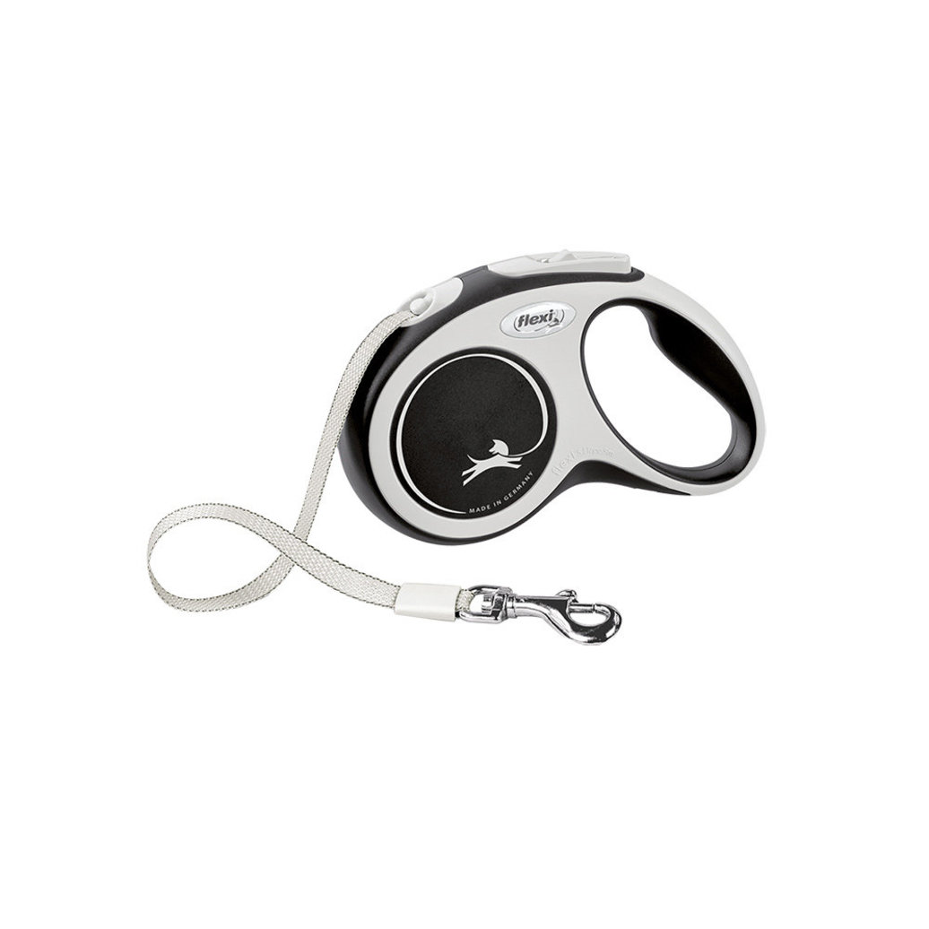 View larger image of Comfort Tape Leash - Grey - 5 m