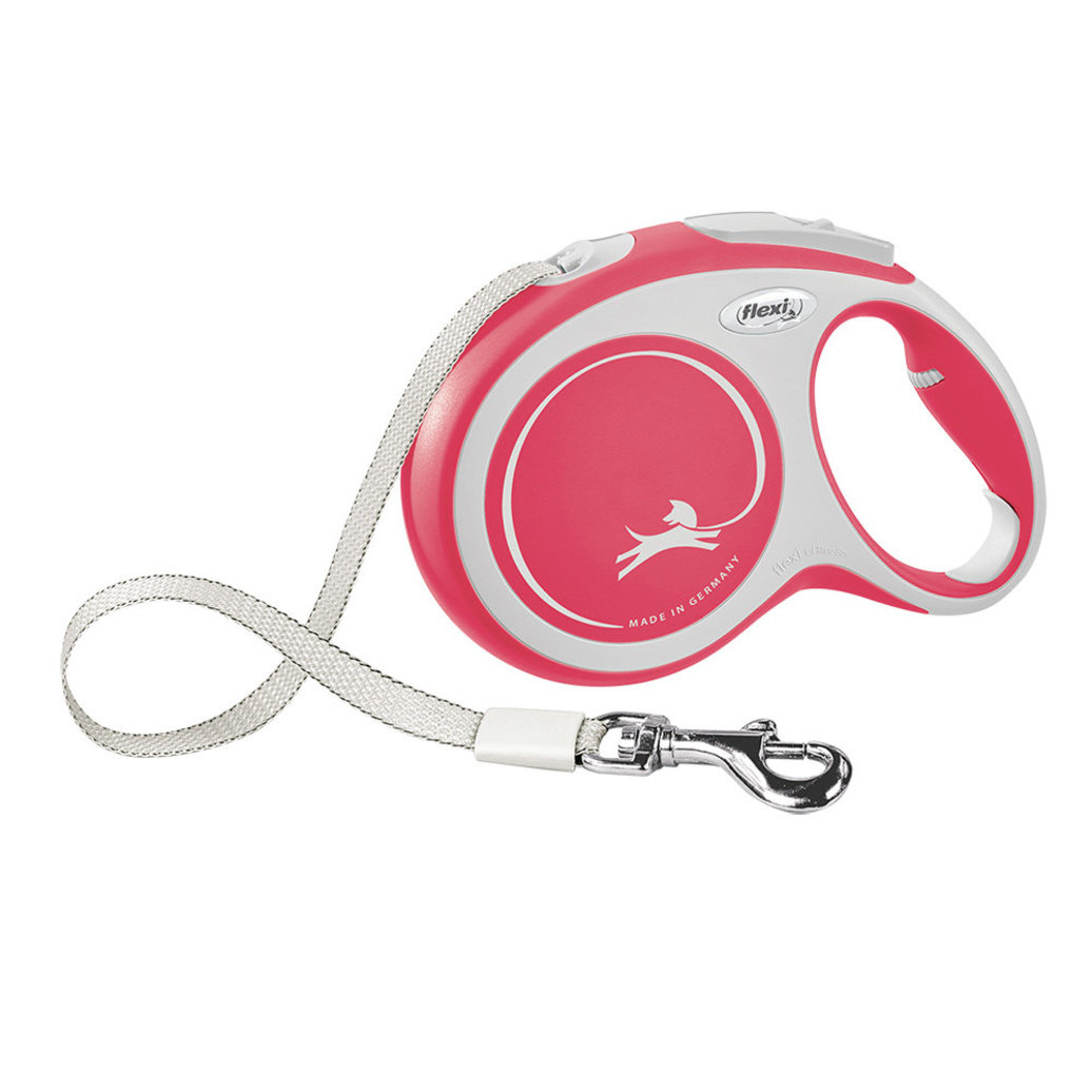 View larger image of Comfort Tape Leash - Red - Large - 8 m