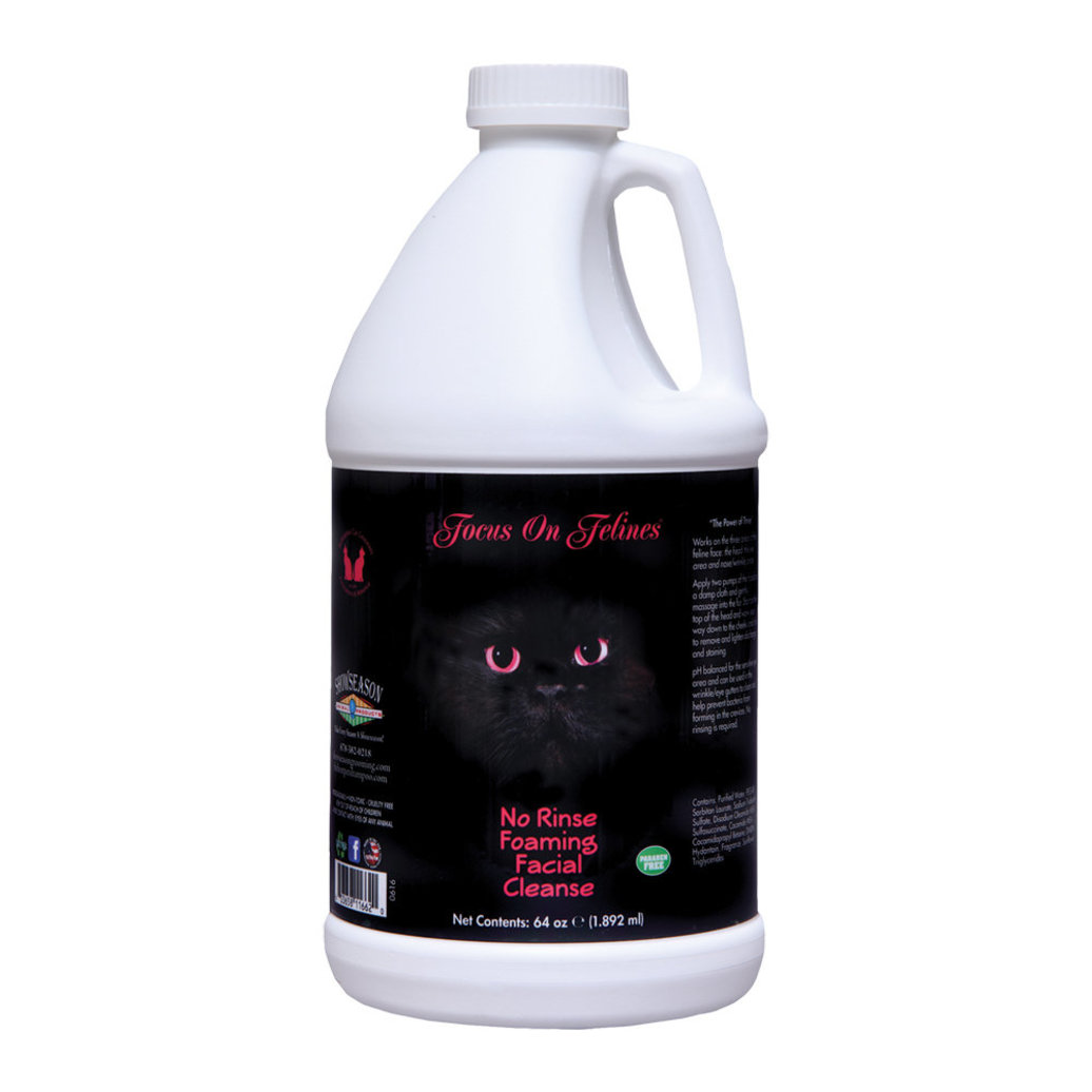 View larger image of Foaming Facial Cleanse for Cats