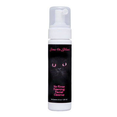 Foaming Facial Cleanse for Cats