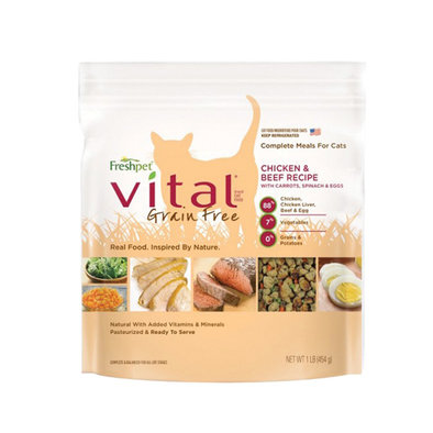 Cat Vital Complete Meal - 454 g